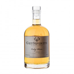 GetSpirits, Oaky Rum 50cl