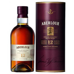 Aberlour 12års Single Malt Whisky