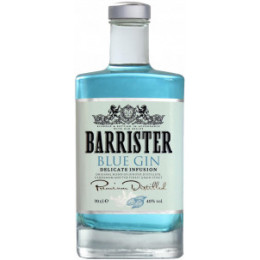 Barrister Gin, Blue 40%