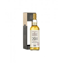 Caol Ila 2011 Single Malt 1st fill Bourb