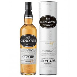 Glengoyne 10års, Single Malt Whisky