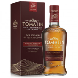 Tomatin, Cask Str. Edt. Oloroso Finish